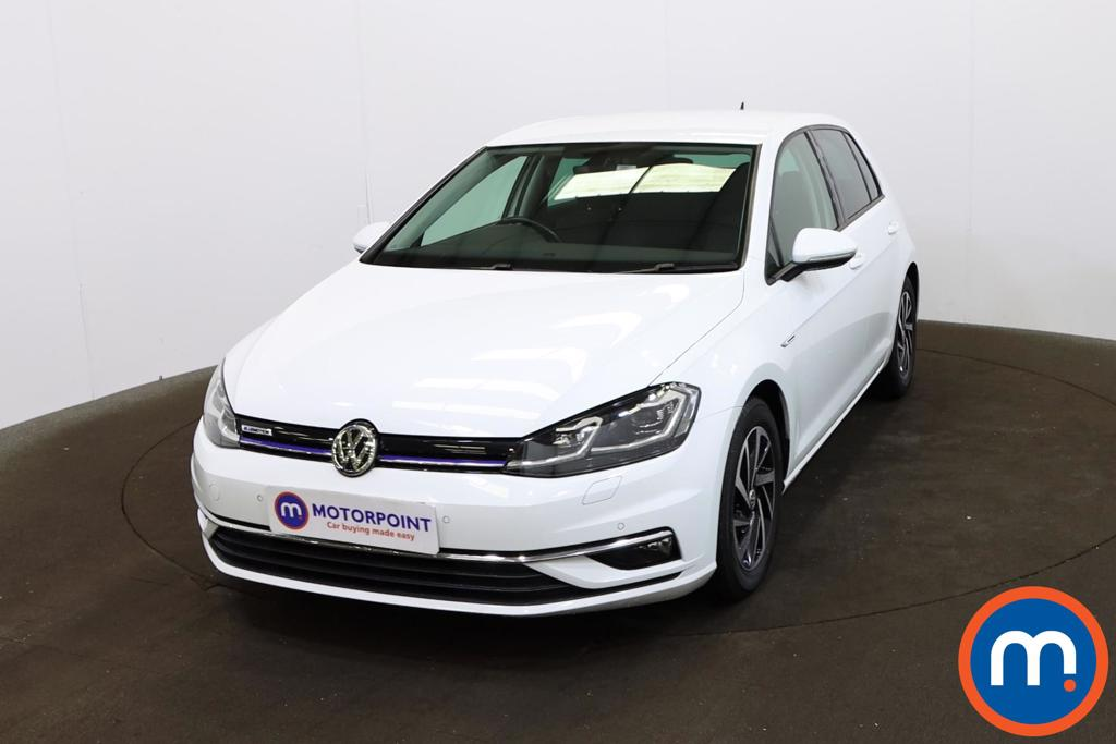 Volkswagen Golf 1.5 TSI EVO Match Edition 5dr - Stock Number 1220756 Passenger side front corner