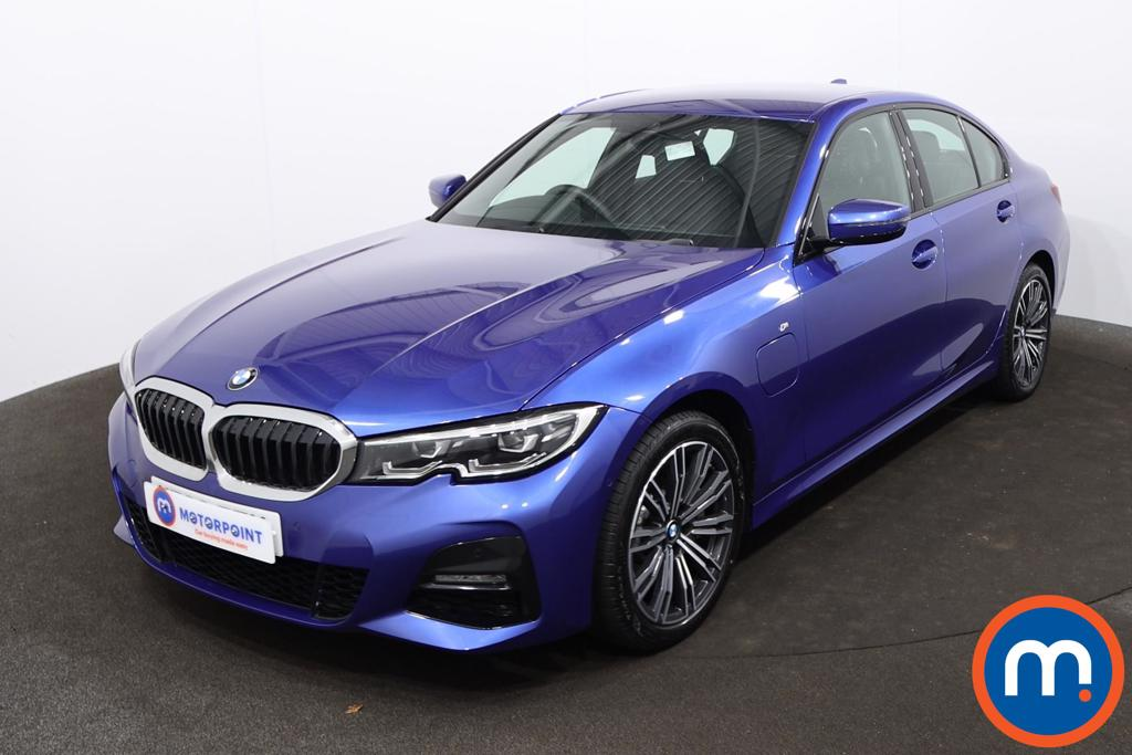 BMW 3 Series 330e M Sport 4dr Step Auto - Stock Number 1223952 Passenger side front corner