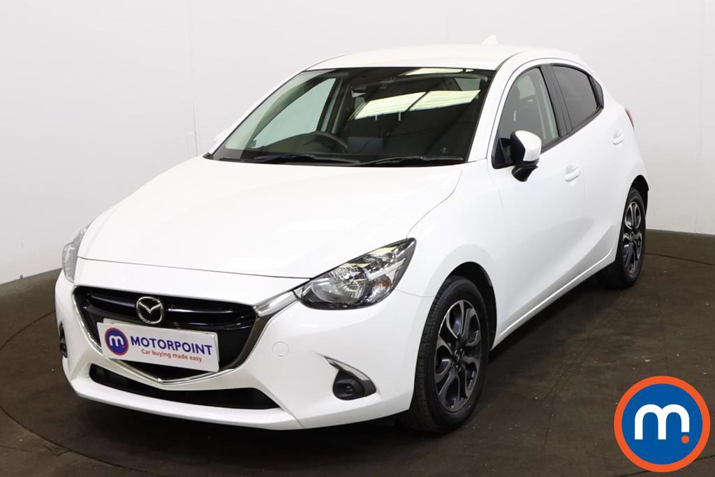 Mazda 2 1.5 Sport Nav-Plus 5dr - Stock Number 1219695 Passenger side front corner