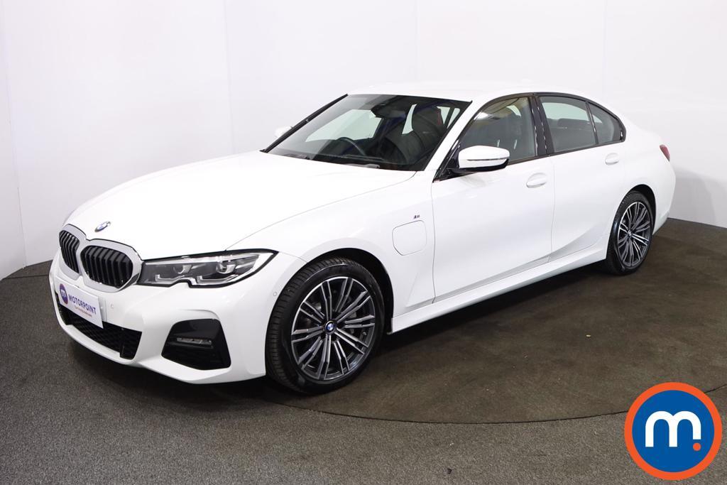 BMW 3 Series 330e M Sport 4dr Auto - Stock Number 1220000 Passenger side front corner