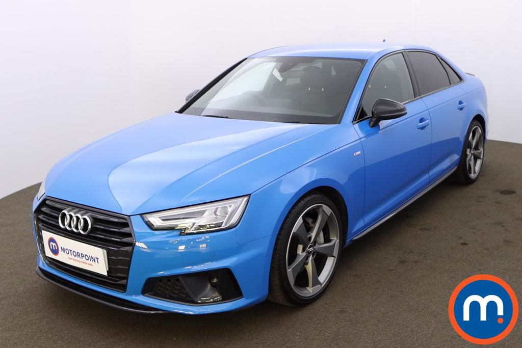 Audi A4 40 TDI Black Edition 4dr S Tronic - Stock Number 1221588 Passenger side front corner
