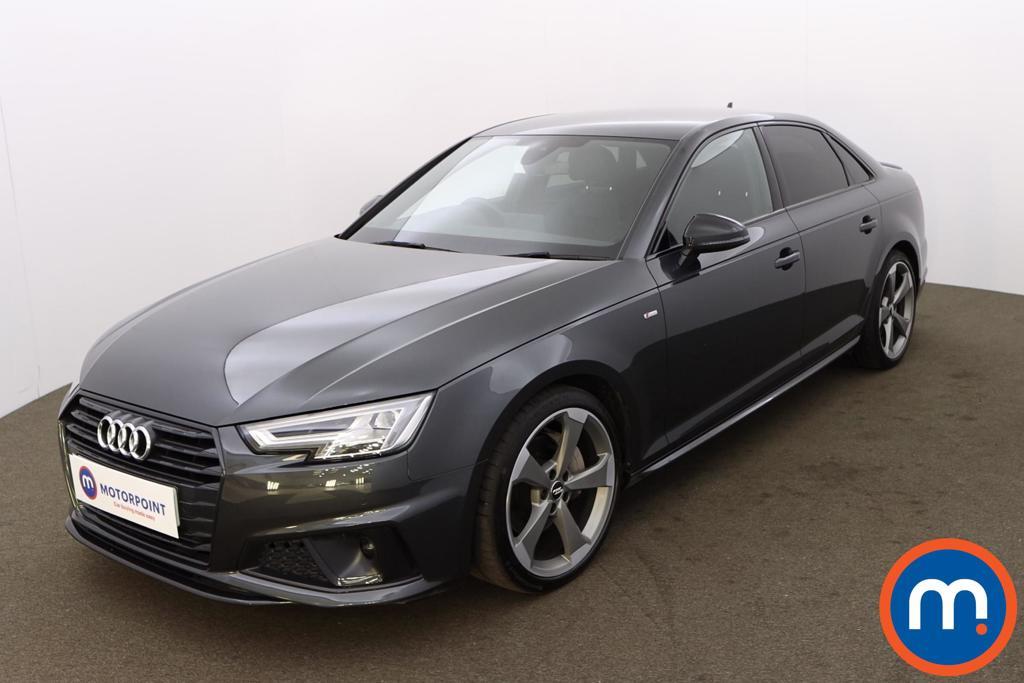 Audi A4 40 TDI Black Edition 4dr S Tronic - Stock Number 1223502 Passenger side front corner
