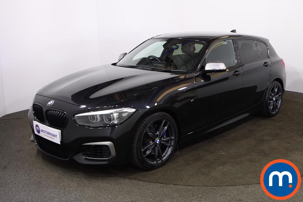 BMW 1 Series M140i Shadow Edition 5dr Step Auto - Stock Number 1223741 Passenger side front corner
