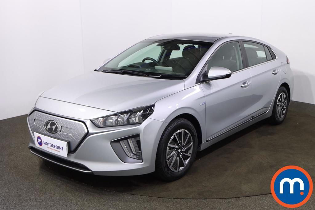 Hyundai Ioniq 100kW Premium 38kWh 5dr Auto - Stock Number 1219142 Passenger side front corner