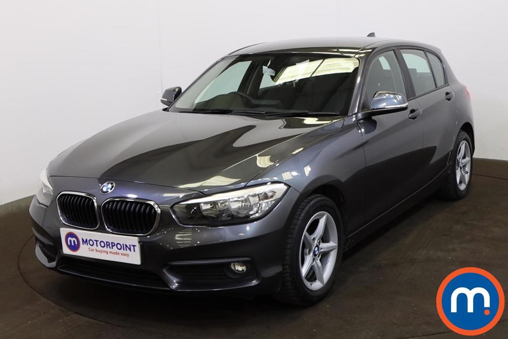 BMW 1 Series 118i [1.5] SE 5dr [Nav-Servotronic] - Stock Number 1223358 Passenger side front corner
