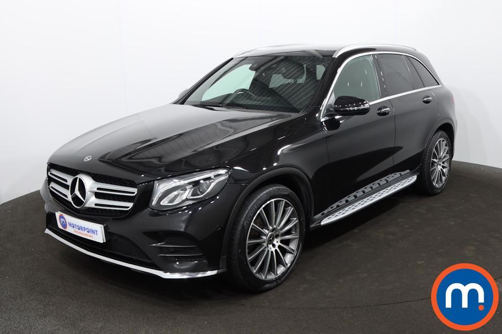 Mercedes-Benz GLC GLC 250d 4Matic AMG Line Premium 5dr 9G-Tronic - Stock Number 1224276 Passenger side front corner