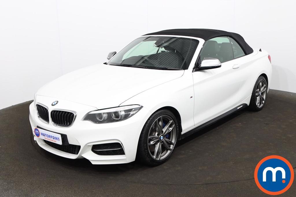 BMW 2 Series M240i 2dr [Nav] Step Auto - Stock Number 1215579 Passenger side front corner