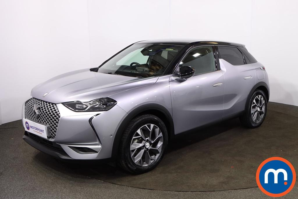 DS Ds 3 100kW E-TENSE Ultra Prestige 50kWh 5dr Auto - Stock Number 1219136 Passenger side front corner