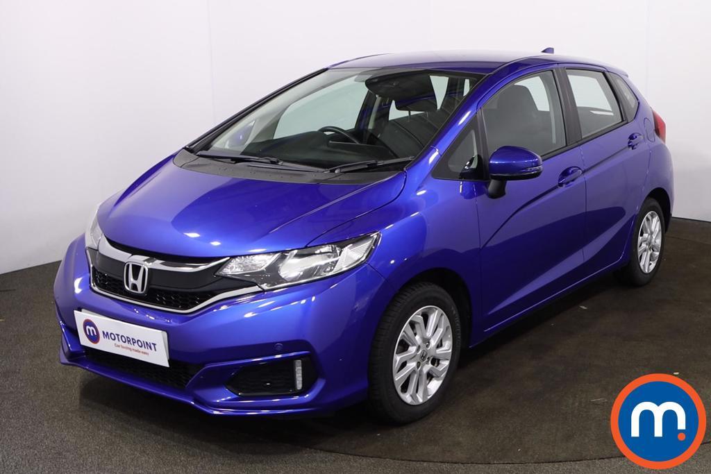 Honda Jazz 1.3 i-VTEC SE 5dr CVT - Stock Number 1221357 Passenger side front corner