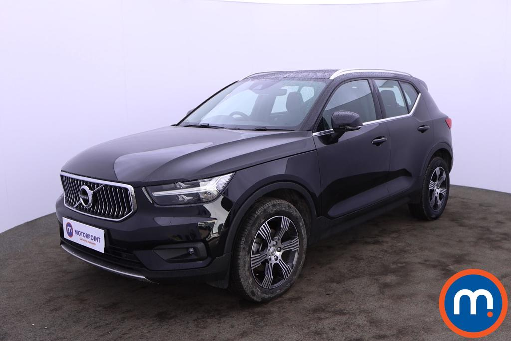 Volvo Xc40 1.5 T3 [163] Inscription 5dr Geartronic - Stock Number 1222940 Passenger side front corner