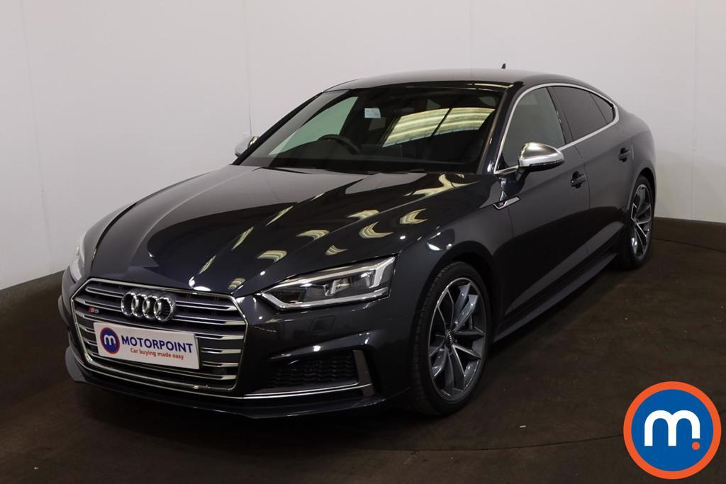 Audi A5 S5 Quattro 5dr Tiptronic - Stock Number 1223706 Passenger side front corner