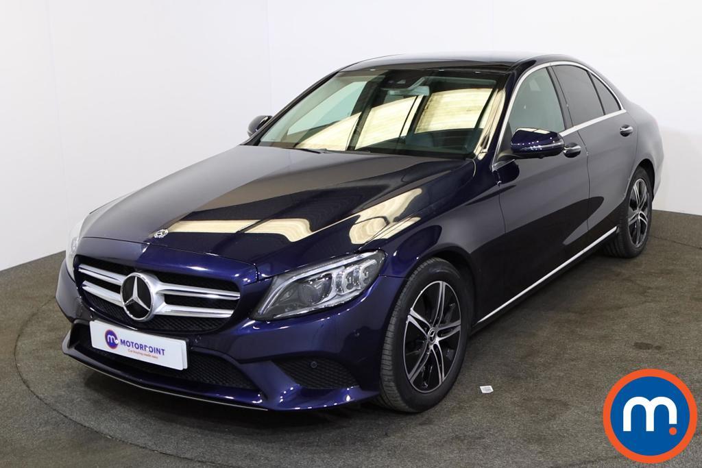 Mercedes-Benz C Class C220d Sport Premium Plus 4dr 9G-Tronic - Stock Number 1223720 Passenger side front corner