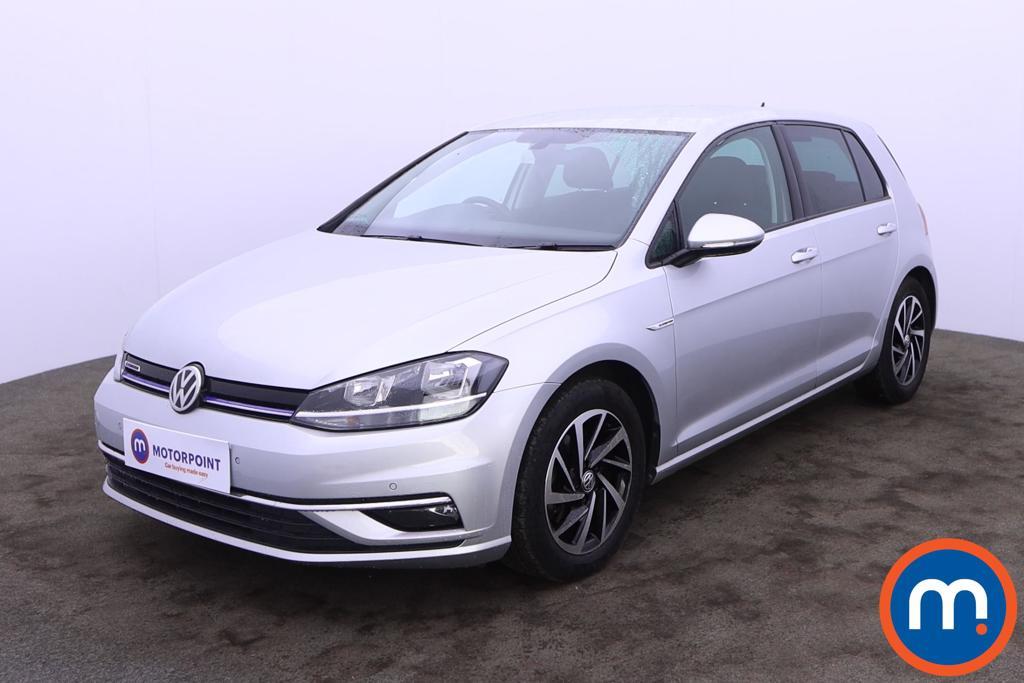 Volkswagen Golf 1.5 TSI EVO Match 5dr - Stock Number 1223913 Passenger side front corner
