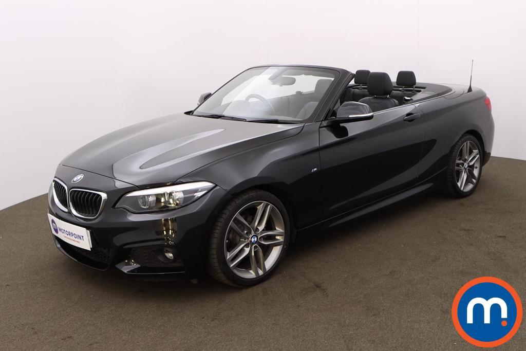 BMW 2 Series 218d M Sport 2dr [Nav] Step Auto - Stock Number 1223926 Passenger side front corner