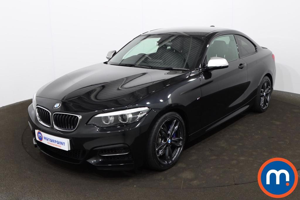 BMW 2 Series M240i 2dr [Nav] Step Auto - Stock Number 1224759 Passenger side front corner