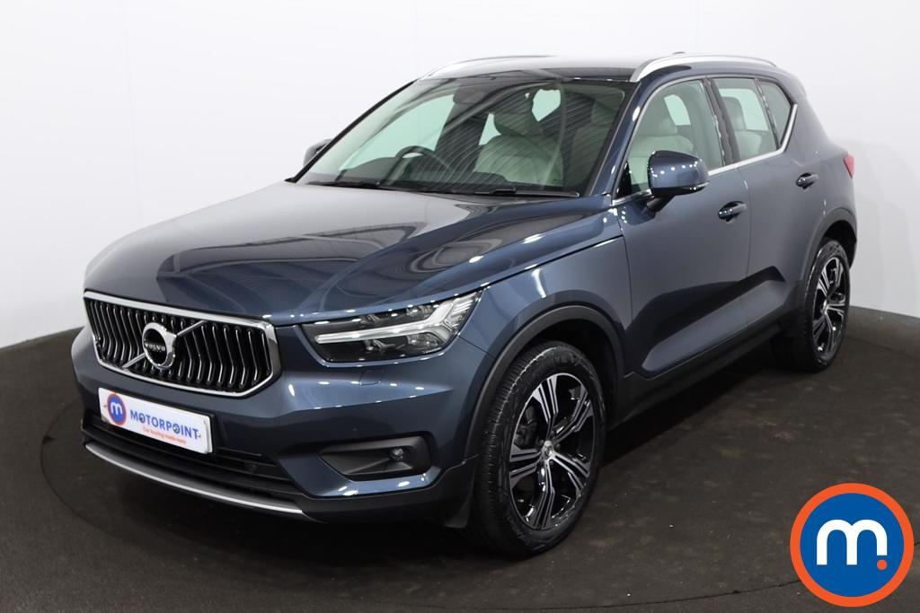 Volvo Xc40 1.5 T3 [163] Inscription Pro 5dr Geartronic - Stock Number 1225164 Passenger side front corner
