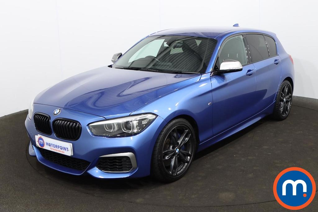 BMW 1 Series M140i Shadow Edition 5dr Step Auto - Stock Number 1217171 Passenger side front corner