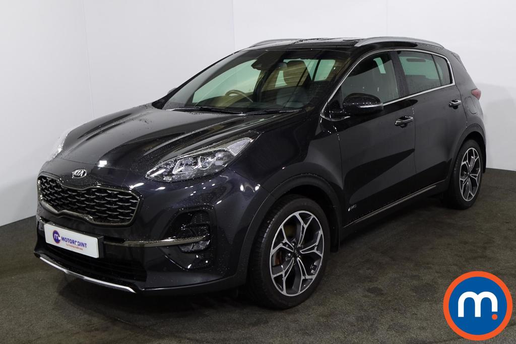 KIA Sportage 1.6T GDi ISG GT-Line 5dr DCT Auto [AWD] - Stock Number 1218513 Passenger side front corner