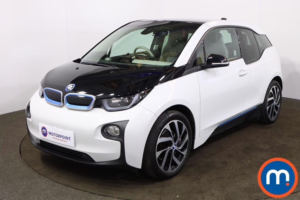 BMW I3 125kW Range Ext 33kWh 5dr Auto [Lodge Int World] - Stock Number 1220512 Passenger side front corner