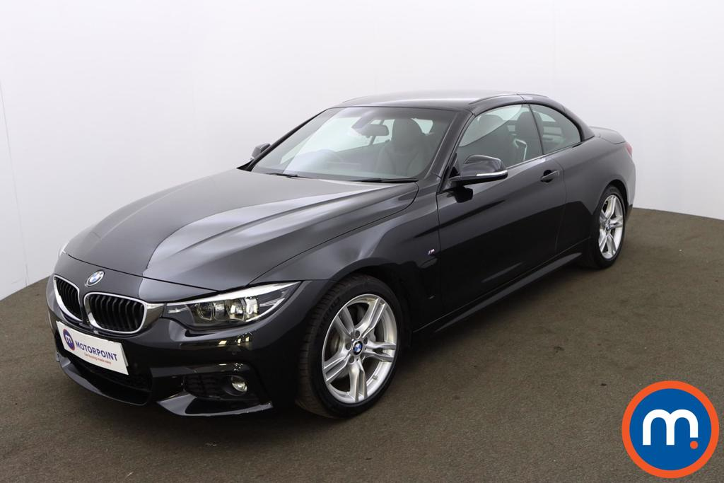 BMW 4 Series 440i M Sport 2dr Auto [Professional Media] - Stock Number 1221806 Passenger side front corner