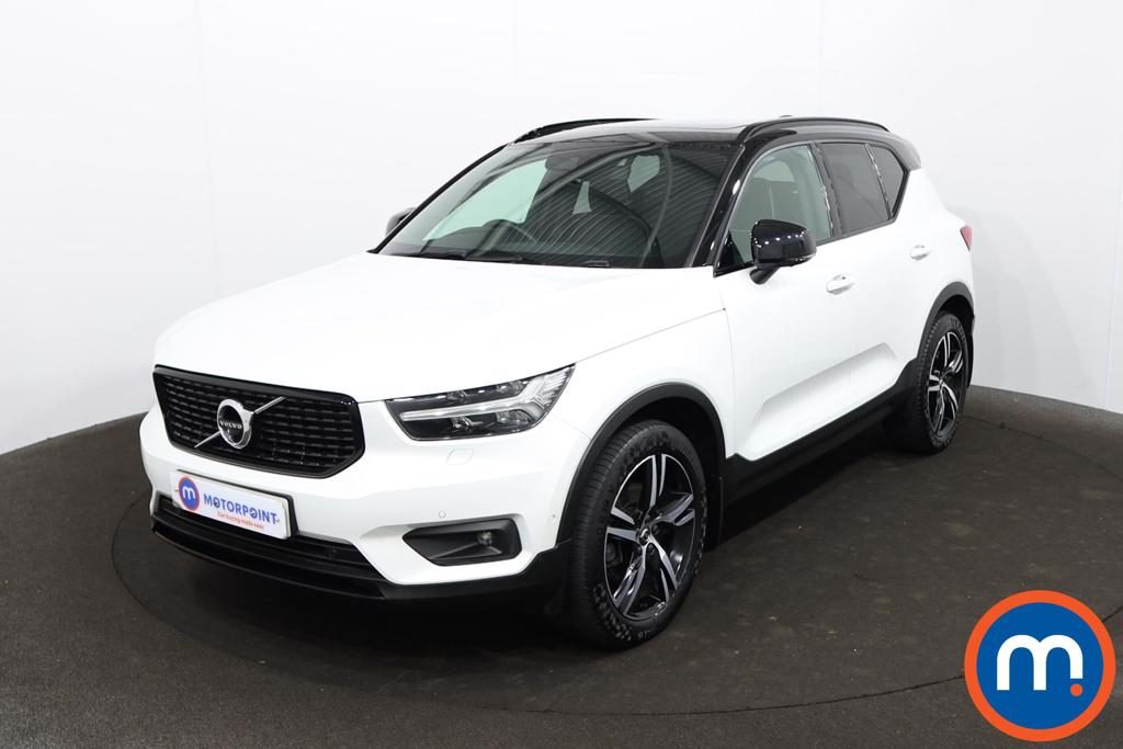 Volvo Xc40 2.0 T5 First Edition 5dr AWD Geartronic - Stock Number 1223285 Passenger side front corner