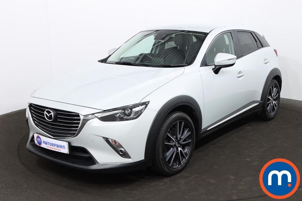 Mazda Cx-3 2.0 Sport Nav 5dr Auto - Stock Number 1223516 Passenger side front corner