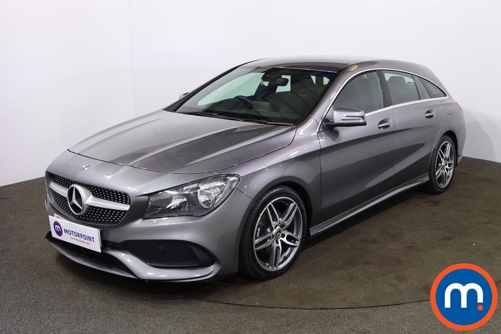 Mercedes-Benz CLA CLA 180 AMG Line 5dr Tip Auto - Stock Number 1218386 Passenger side front corner