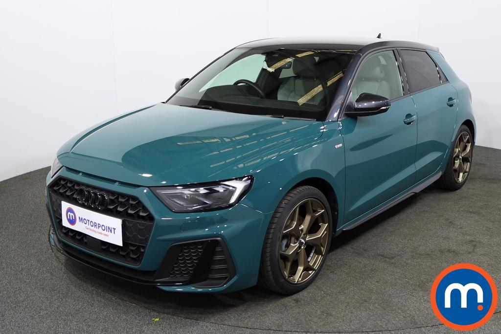 Audi A1 35 TFSI S Line Style Ed 5dr S Tronic [Tech Pack] - Stock Number 1220733 Passenger side front corner