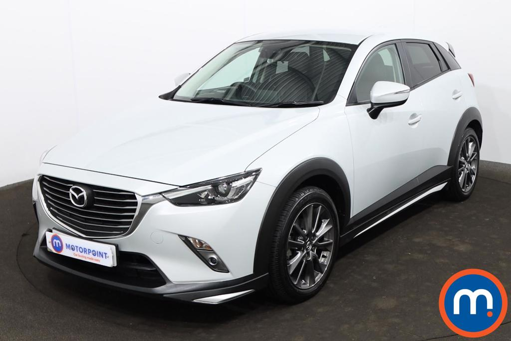 Mazda Cx-3 2.0 GT Sport 5dr Auto - Stock Number 1223223 Passenger side front corner