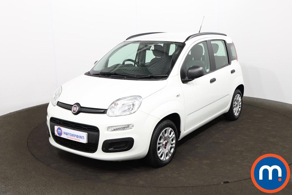 Fiat Panda 1.2 Easy 5dr - Stock Number 1224234 Passenger side front corner
