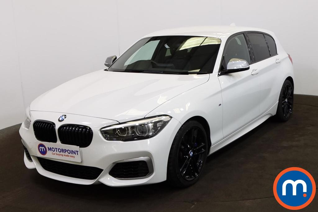 BMW 1 Series M140i Shadow Edition 5dr Step Auto - Stock Number 1224328 Passenger side front corner