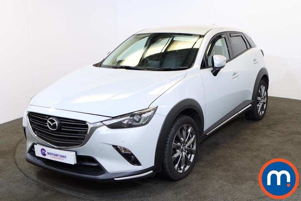 Mazda Cx-3 2.0 Sport Nav -Plus 5dr - Stock Number 1224426 Passenger side front corner
