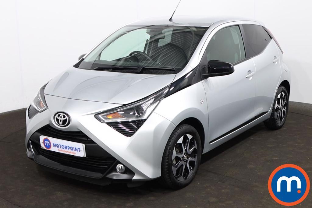 Toyota Aygo 1.0 VVT-i X-Trend 5dr x-shift - Stock Number 1224655 Passenger side front corner