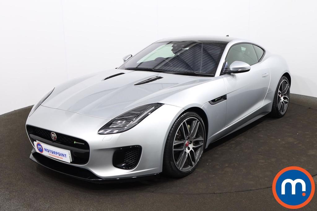 Jaguar F-Type 2.0 R-Dynamic 2dr Auto - Stock Number 1224835 Passenger side front corner