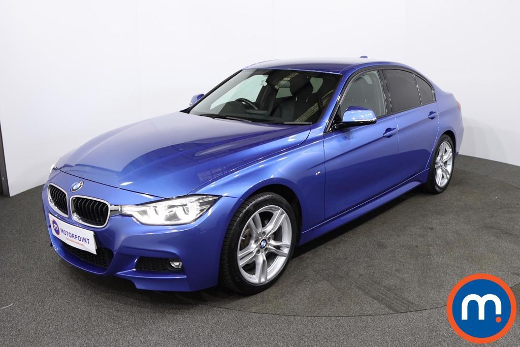 BMW 3 Series 320d M Sport 4dr Step Auto - Stock Number 1214064 Passenger side front corner