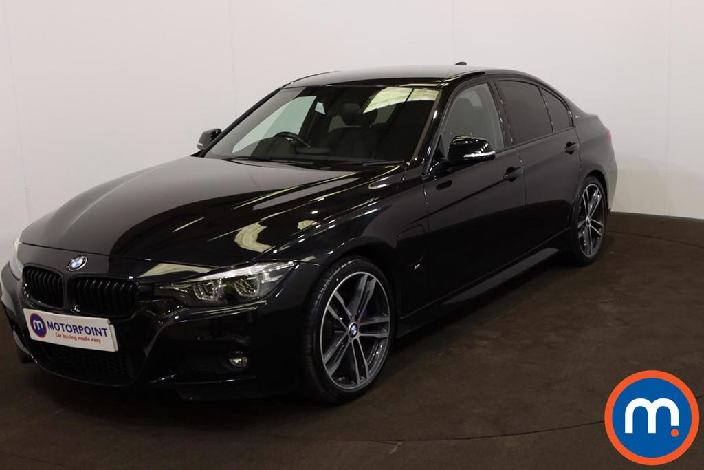 BMW 3 Series 330e M Sport Shadow Edition 4dr Step Auto - Stock Number 1219125 Passenger side front corner
