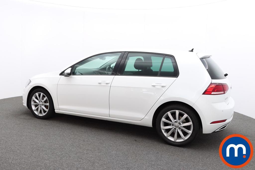 Volkswagen Golf 1.6 TDI GT 5dr - Stock Number 1219476 Passenger side front corner