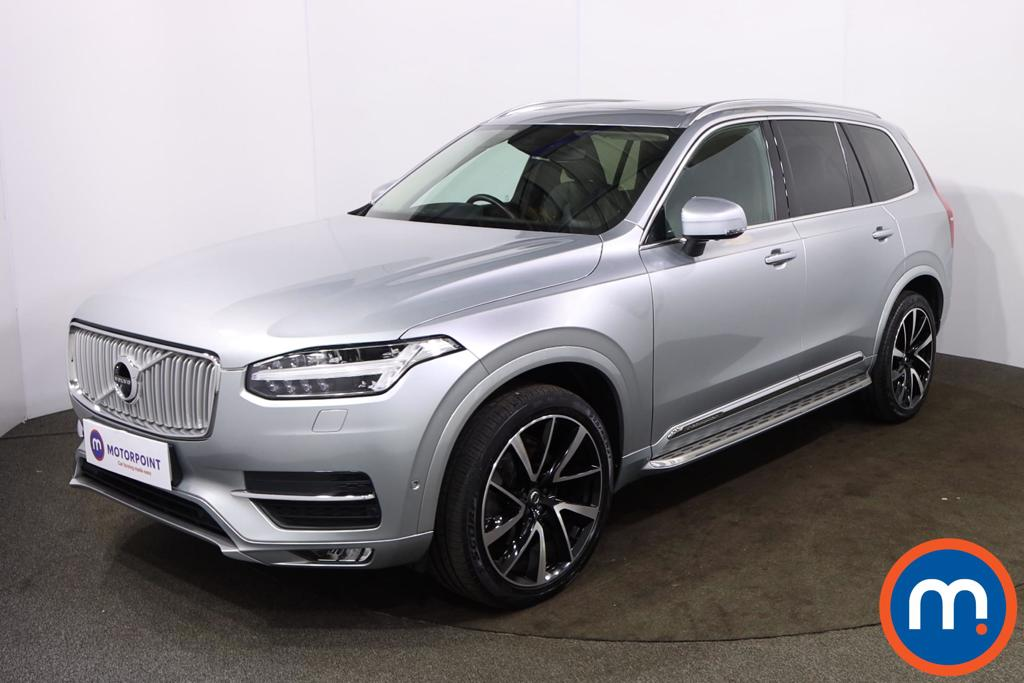 Volvo Xc90 2.0 T6 [310] Inscription Pro 5dr AWD Geartronic - Stock Number 1221803 Passenger side front corner