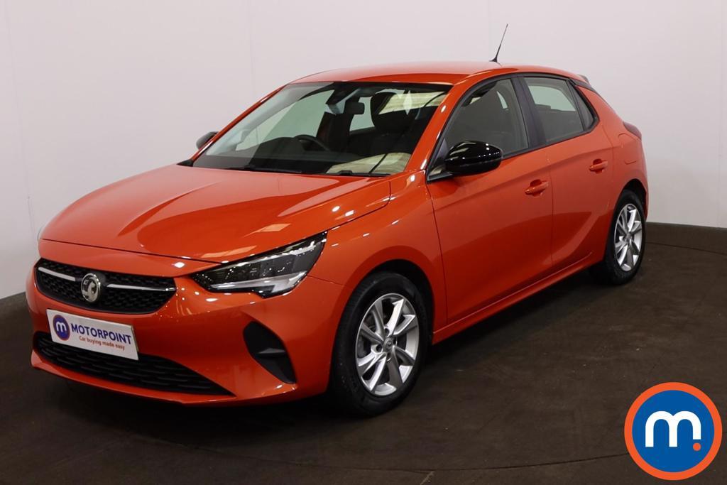Vauxhall Corsa 1.2 SE Nav 5dr - Stock Number 1223269 Passenger side front corner