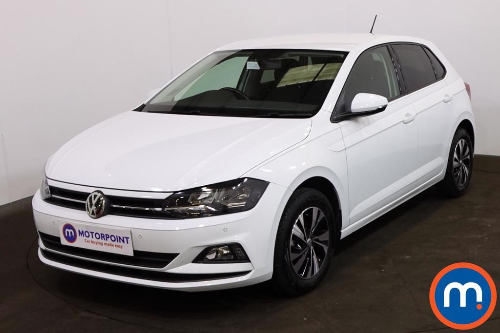 Volkswagen Polo 1.0 EVO 80 Match 5dr - Stock Number 1223365 Passenger side front corner
