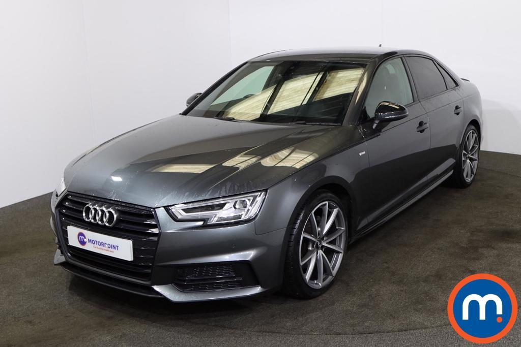 Audi A4 1.4T FSI Black Edition 4dr S Tronic - Stock Number 1223659 Passenger side front corner