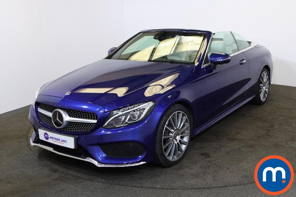 Mercedes-Benz C Class C200 AMG Line Premium Plus 2dr Auto - Stock Number 1223896 Passenger side front corner