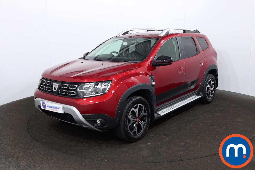 Dacia Duster 1.3 TCe 150 Techroad 5dr 4x4 - Stock Number 1224769 Passenger side front corner