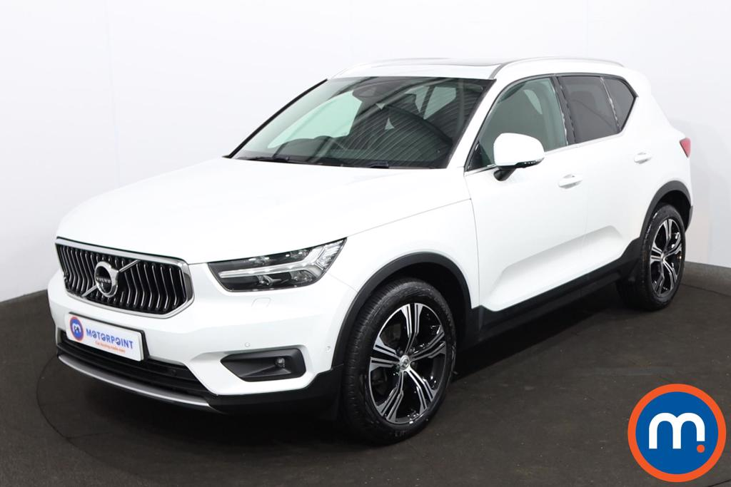 Volvo Xc40 2.0 D4 [190] Inscription Pro 5dr AWD Geartronic - Stock Number 1224788 Passenger side front corner