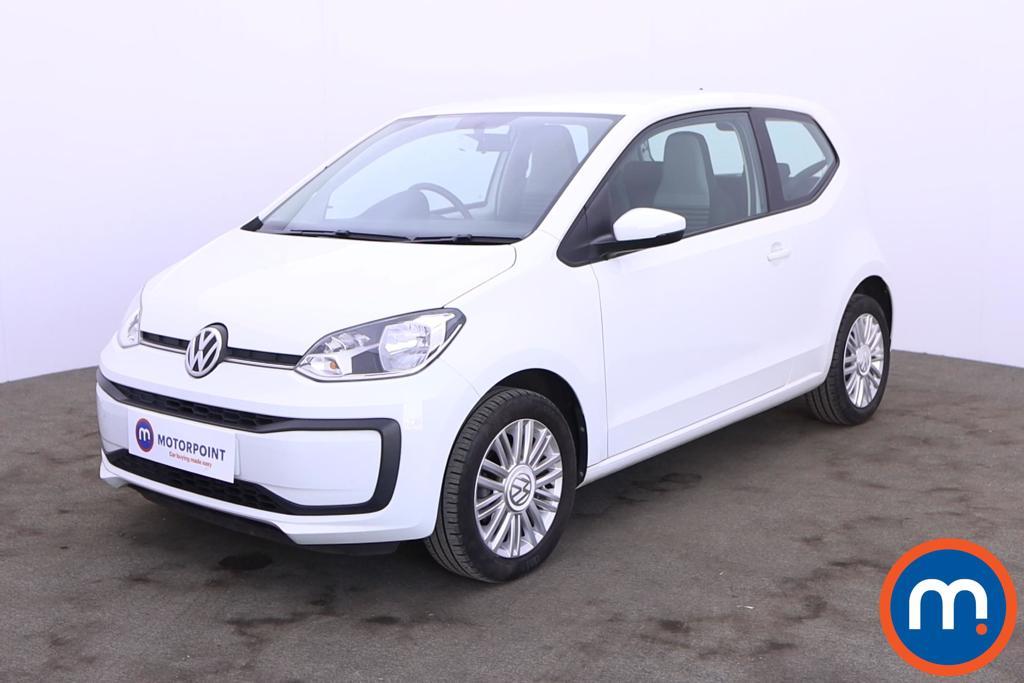 Volkswagen UP 1.0 Move Up 3dr - Stock Number 1218511 Passenger side front corner