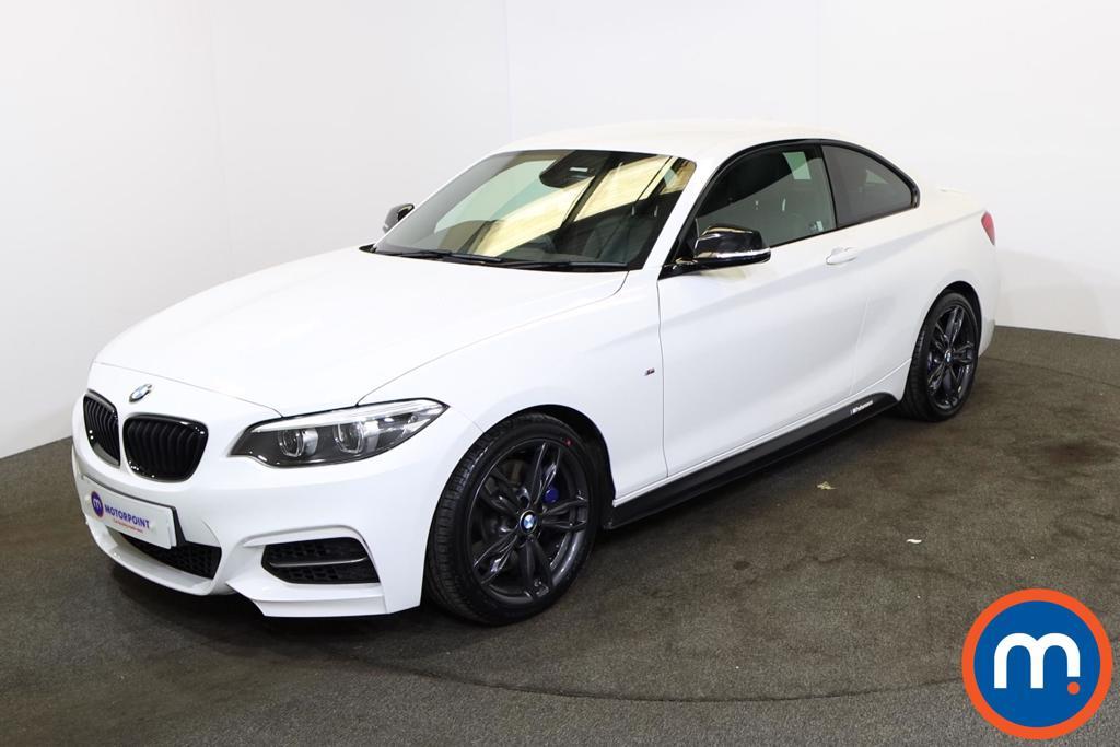BMW 2 Series M240i 2dr [Nav] Step Auto - Stock Number 1219956 Passenger side front corner