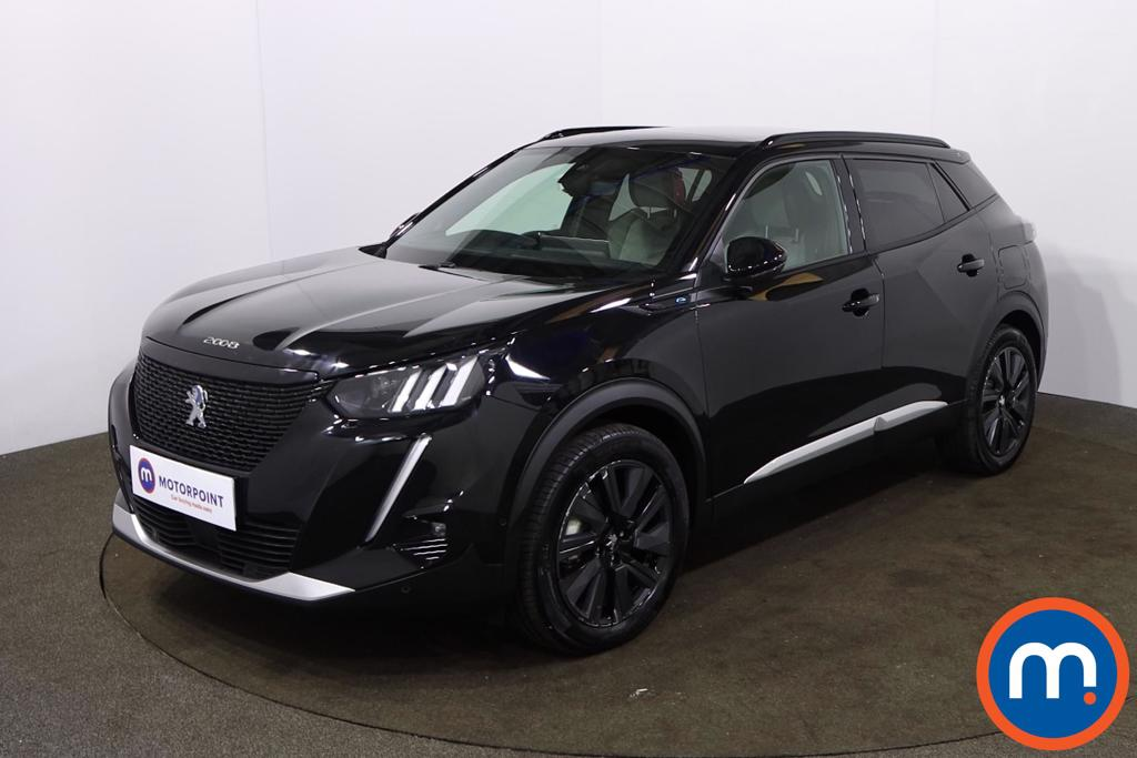 Peugeot 2008 100kW GT 50kWh 5dr Auto - Stock Number 1221695 Passenger side front corner