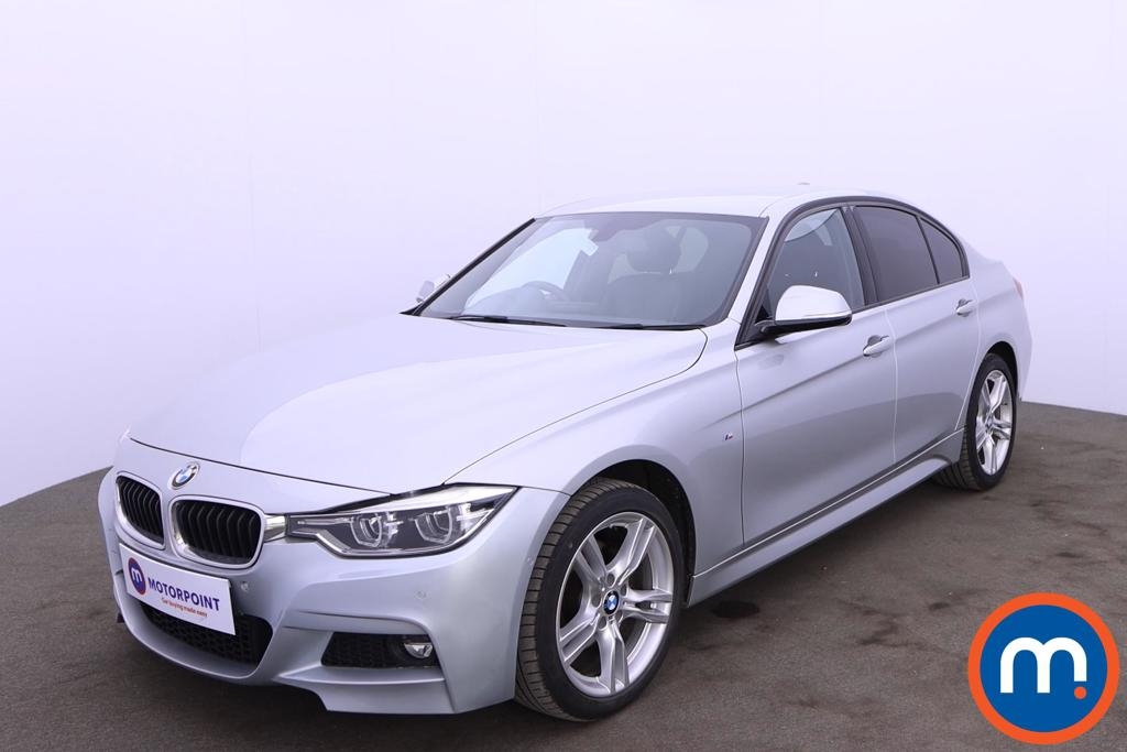 BMW 3 Series 320d xDrive M Sport 4dr Step Auto - Stock Number 1221889 Passenger side front corner