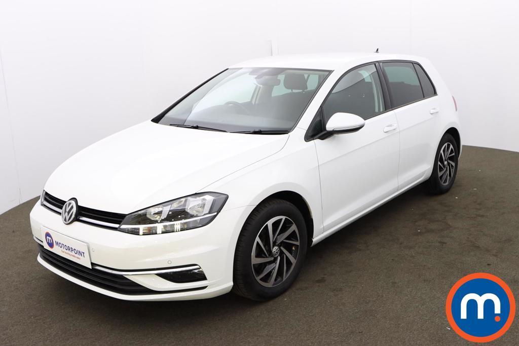 Volkswagen Golf 1.5 TSI EVO 150 Match 5dr DSG - Stock Number 1222039 Passenger side front corner