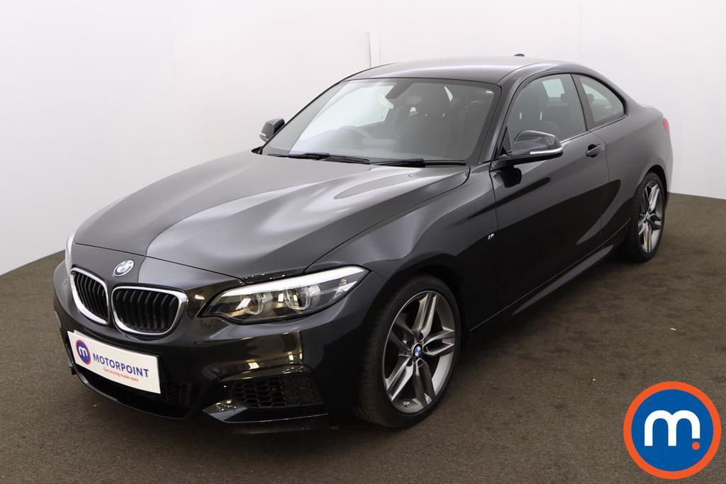 BMW 2 Series 218i M Sport 2dr [Nav] Step Auto - Stock Number 1224742 Passenger side front corner